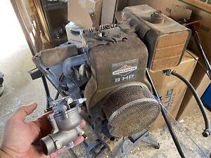 VINTAGE BRIGGS & STRATTON 8HP ENGINE Cast Iron