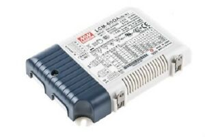 Mean Well Constant Current LED Driver 60W Dimmable LCM-60DA