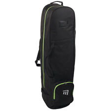 Masters Deluxe Padded Golf Club Bag Flight Cover Travel Case With Wheels