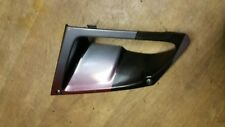 HONDA CBR 600 PC25 left lid lower cowl fairing carénage ouïe sortie air G