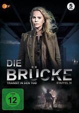 DVD - Die Brücke - Transit in den Tod - Staffel 3 - NEU - OVP