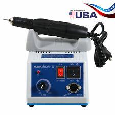 New Listingdental Marathon Micromotor Electric 35k Rpm Handpiece Polishing Machine Lab At