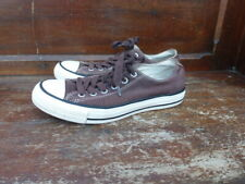 Converse All Stars Brown Sneakers  Trainers Lace Up Size UK 6 EUR 39