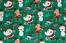 NEW ~ Christmas Print Scrub Top ~ 6X ~ Christmas Story