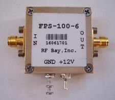 Frequency Prescaler 6.0GHz Div 100, FPS-100-6, New, SMA