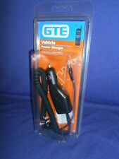 Vintage Nokia 252 Cell Phone Vehicle Power Charger by GTE Mint in Package