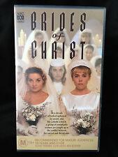BRIDES OF CHRIST~ AUSTRALIAN MINI SERIES ~2 VIDEOS ~ NAOMI WATTS / RUSSELL CROWE