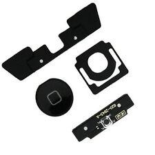 4 in 1 IPad 2 Internal + External Home Menu Middle Button Keypad Key Set Black