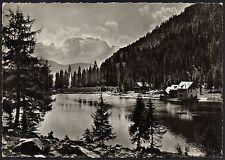 AD3629 Trento - Provincia - Madonna di Campiglio - Il Lago di Nambino