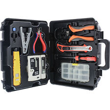 Network basic repair tool kit with tester