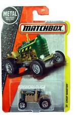2016 Matchbox #40 MBX Construction Crop Master