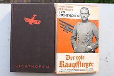 28095 Manfred di Richthofen il rosso kampfflieger aviatori biografia 1. WK 1933