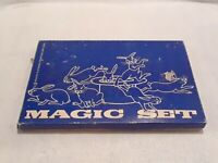 Rare Vintage Creative Playthings Magic Set  Box With TRICKEE PUZZLES