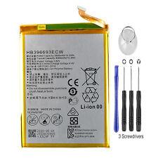 Original Replacement Battery HB396693ECW 4000mAh For Huawei Mate 8 NXT-L09+Tools