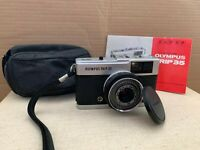Olympus Trip 35 Compact Film Camera 35mm AMAZING Condition Tested and Working!