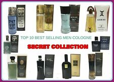 TOP 10 BEST SELLING COLOGNE OF MEN'S BY SECRET COLLECTION 3.4 OZ NEW IN BOX
