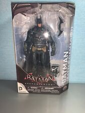 Arkham Knight Batman Battle Damaged DC Collectibles Figure Gamestop Exclusive