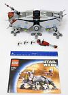 2003 LEGO Star Wars 4482 AT-TE Near Complete w/ Minifigs Missing 1 Clone Trooper