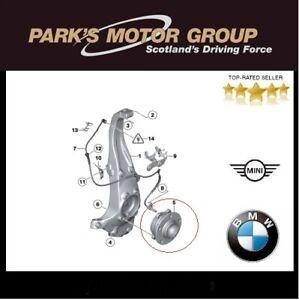 BMW Genuine Front Wheel Hub With Bearing M5-F10 M6-F12 M6-F13 M6-F06 31202286606