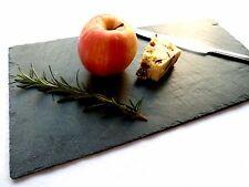 SLATE Cheeseboard, grande, ardesia naturale, Sushi Board, Vassoio, Vassoio