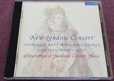 Philip Pickett - Elizabethan & Jacobean Consort Music - Linn Records – CKD 011