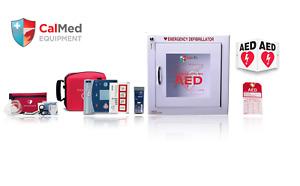Philips HeartStart FR2+ AED Defibrillator VALUE PACKAGE w/ 4 YEAR WARRANTY