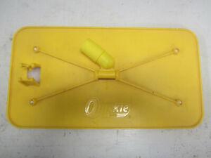 """Quickie Brand floor microfiber mop Wet & Dry Dust Mop Head only 15-1/2"""" x 8-1/4"""""""