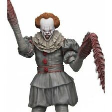 2017 IT NECA Io Cuore DERRY Pennywise Ultimate Action Figure