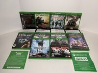 Xbox One 14 Game Lot + Extras ( Gears Of War, Star Wars, MGS V, Destiny..)