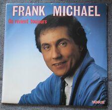 Frank Michael, on revient toujours / je te dis merci, SP - 45 tours