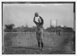 Walter Henry Trumball,Jr,Harvard University Football Player,1910-1915,Unif 9691