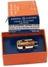 GENERAL ELECTRIC VARIABLE RELUCTANCE CARTRIDGE RPX-040 Phonograph NOS
