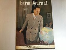 January 1948 Farm Journal Magazine