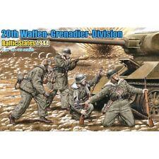 Dragon 6477 20th Waffen-Grenadier-Division PAESI BALTICI Kit Modellino in scala 1/35