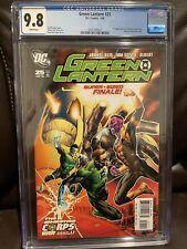 Green Lantern # 25 1st Larfleeze & Atrocitus CGC 9.8 NM/MT DC Comics