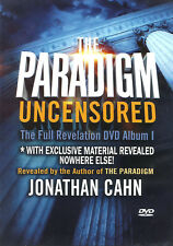 THE PARADIGM UNCENSORED: The Full Revelation by Jonathan Cahn. Eight DVDs!