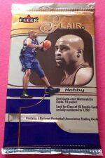 2002-03 Fleer Flair HOBBY Pack Michael Jordan Kobe Bryant Row 2 Ball/Jersey?