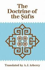 The Doctrine of the Sufis by Abu Bakr Al-Kalabadhi (1977, Paperback)