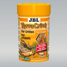 JBL TerraCrick 100 ml, Alleinfutter für Grillen und andere Futterinsekten