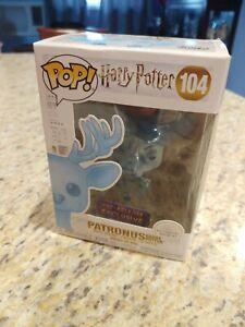 Funko Pop! Movies: Harry Potter - Patronus Vinyl Figure Pre-Release Exclusive