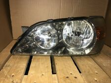 99-05 Lexus is200 HEADLIGHT LEFT NS GOOD LENSE BUT CRACKED HOUSING & FIXING