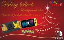 Console Nintendo Switch Pokemon Let's Go Special Edition Pikachu