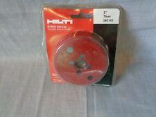 """Hilti Bi-Metal Hole Saw 3"""" 76mm 283145 Cuts Metal,Wood and Plastic"""