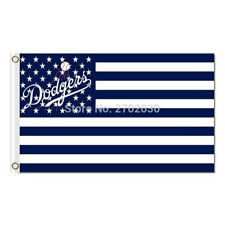 Us Design Country Los Angeles Dodgers Flag
