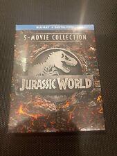 New ListingBrand New! Sealed! Jurassic World Park 5-Movie Collection Blu-ray + Digital