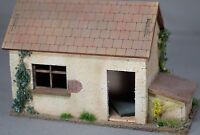 28mm MDF WWII model Shed building
