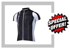 Women's Short Sleeve Race Fit Cycling Jerseys