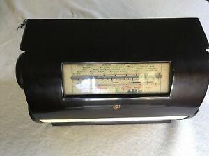 Rare Vintage EKCO U76 CONSORT Radio