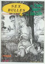 BD adultes  Sexbulles N°39, Les jeunes années de Fanfrelle, Foxer