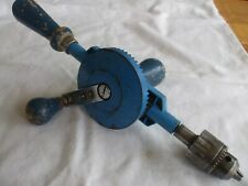 Hand Drill by Footprint, made in England, vintage, collectable.